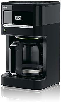 Braun KF7000BK Brew Sense Drip Coffee Maker