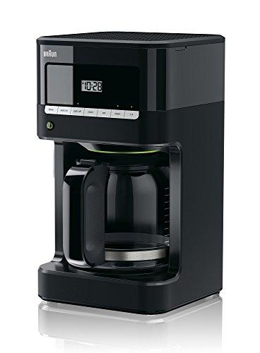 Braun KF7000BK BrewSense Drip Coffee Maker