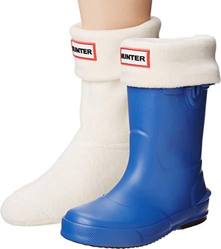 Hunter Kids Boot Sock Cream Textile Extra Large / 36-38 EU