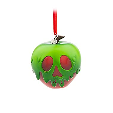 Disney Poisoned Apple Sketchbook Ornament - Snow White
