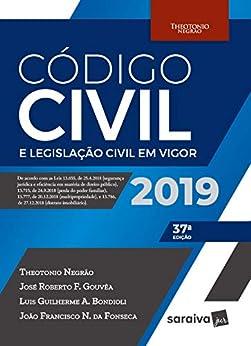 Código civil e legislação civil em vigor