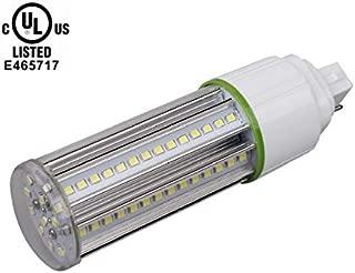 CORN LIGHT 360° LED BULB G24 BASE 12W SMD 2835 LED Super Bright (White - 12 Watt)