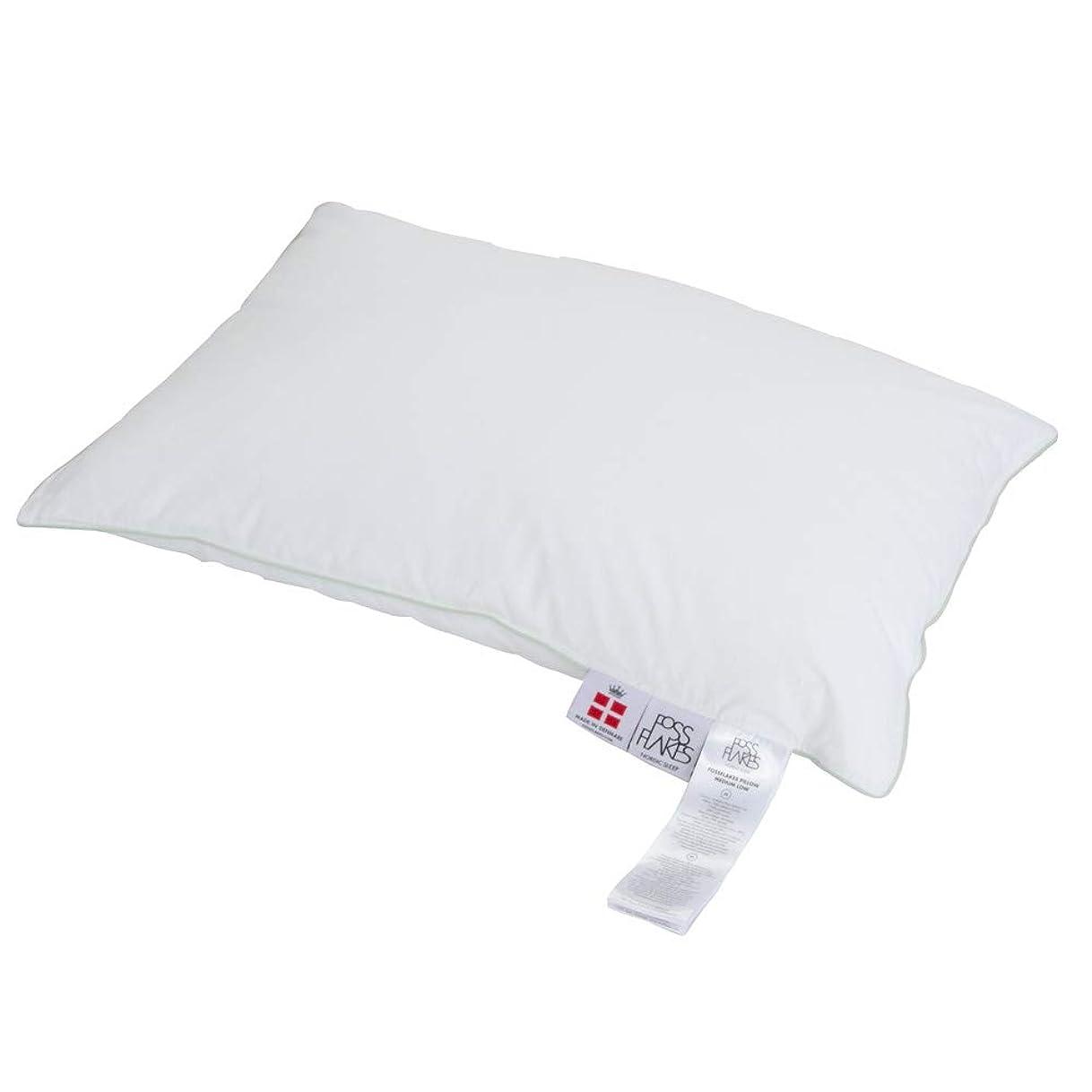 他のバンドでモーション信念ノルディックスリープ(NORDIC SLEEP) ノンアレルギー 枕 [43×63cm 500g] ミディアムロー ピロー (低め?柔らかめ)