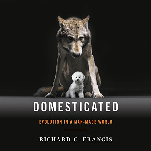 Domesticated audiobook cover art
