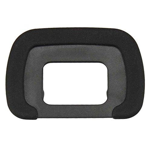 K50 Eyecup - Visor ocular de goma compatible con la cámara digital SLR PENTAX K50 K30 K5II K500 K-S2 [Sustituye a Pentax FR Eyecup]