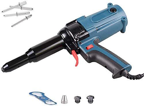 YAYY Remachadora eléctrica 220V 400W Remachadora Remachadora Herramienta eléctrica Herramienta eléctrica Remachadora...