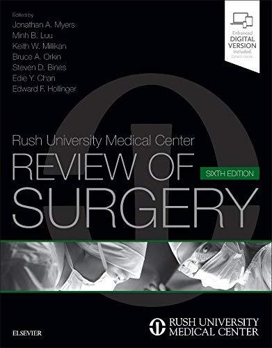 Rush University Medical Center Review Of Surgery 6e