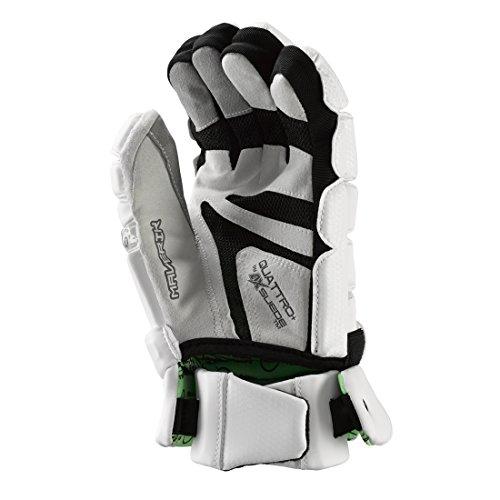 Maverik M4 Lacrosse Gloves-White-Large-13
