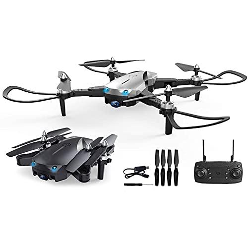 DCLINA Drone Side Flight LED Lights modalità Headless Ritorno Automatico a Un Tasto modalità Mantenimento dell'altitudine WiFi FPV