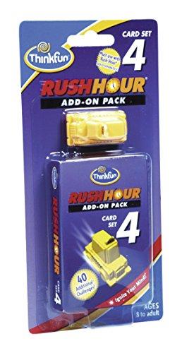 ThinkFun Rush Hour 76335 Kit d'extension 4