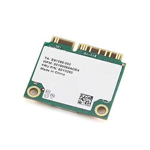 Intel 6205ANHMW 60Y3253inalámbrico tarjeta de WiFi para Lenovo ThinkPad