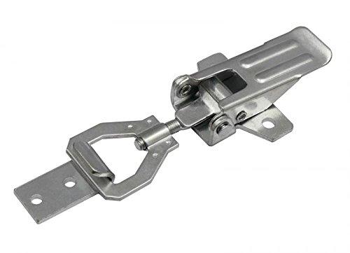 GH4001 Einstellbare Kniehebelspanner Dadabig 6 Stück Metall Spannverschluss