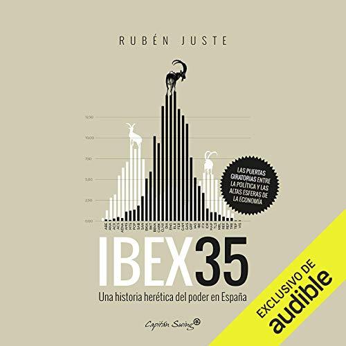Diseño de la portada del título Ibex 35