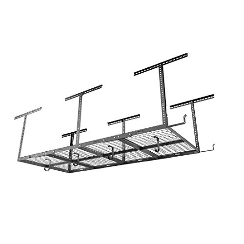 FLEXIMOUNTS 4x8 Overhead Garage Rack