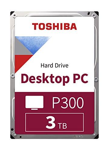 Toshiba P300 - Hard Disk Interno, SATA III, 3 TB (Ricondizionato)