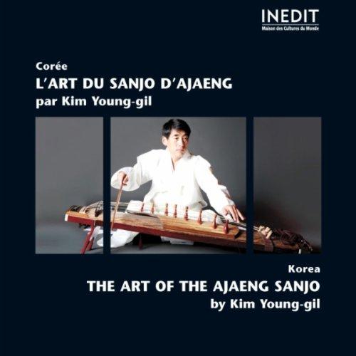 Ajaeng sanjo - Jajinmori (feat. Yoon Ho-Se)