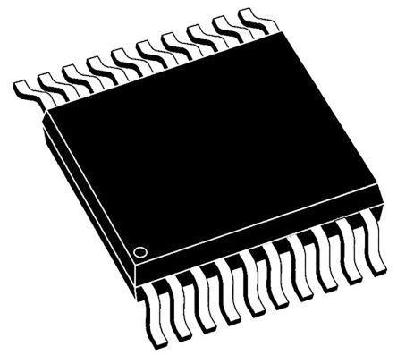 Teensy Mikrocontroller PIC16LF819 ISS PIC 8bit 256 B RAM 3584 kB 256 B Flash SSOP 20 Pin 20MHz x 67 Stuck