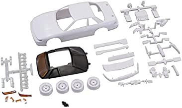 Kyosho Nissan Silvia S13 bodyset (unpainted and Wheels) MZN178
