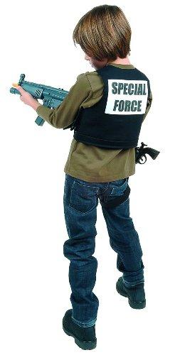 Cesar - D065-001 - Déguisement - Agent Spécial - 5 à 7 ans