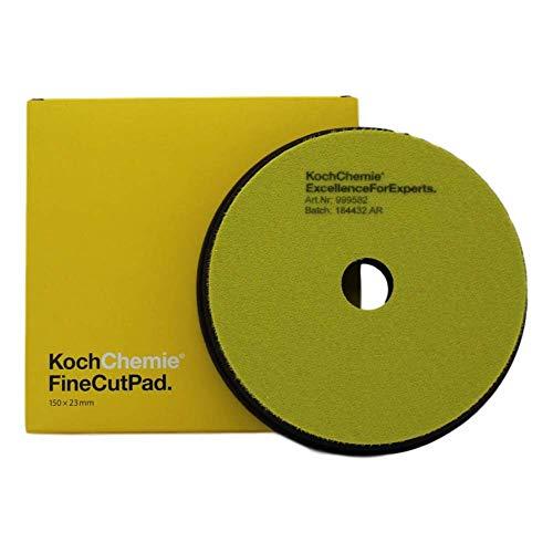 Preisvergleich Produktbild Koch Chemie Fine Cut Pad Polierschwamm Polierpad (Ø 150mm)