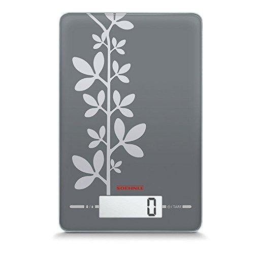 Soehnle 66198 Digitale Küchenwaage Page Evolution Design Edition grey