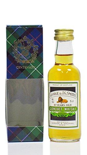 Glenlivet - George & J.G. Smith's Miniature - 15 year old Whisky