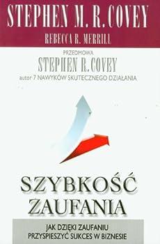 Paperback Szybkosc zaufania [Polish] Book
