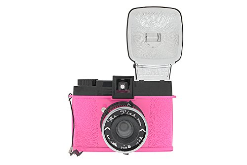 Lomography Diana F+ Mr Pink – Filmcamera middenformaat