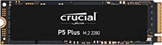 Crucial P5 Plus 500GB PCIe 4.0 3D NAND NVMe M.2 SSD, up to 6600MB/s - CT500P5PSSD8