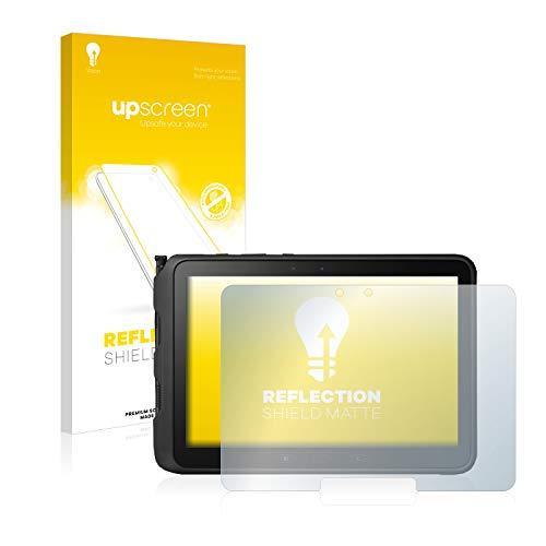 upscreen Entspiegelungs-Schutzfolie kompatibel mit Samsung Galaxy Tab Active Pro – Anti-Reflex Bildschirmschutz-Folie Matt