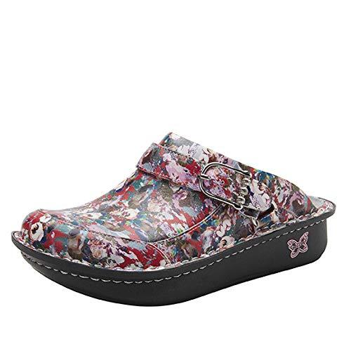Alegria Seville Womens Shoe Pretty Vague 8 M US