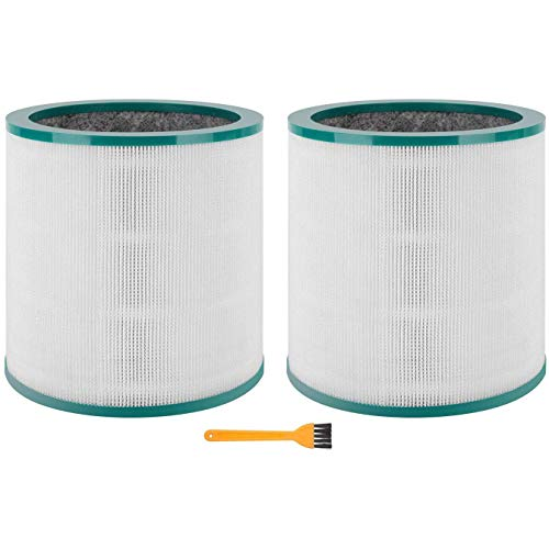 Cobeky Filter Replacements for TP01, TP02, TP03, BP01 Desk Purifiers Pure Hot Cool Link Air Purifier HEPA Filter