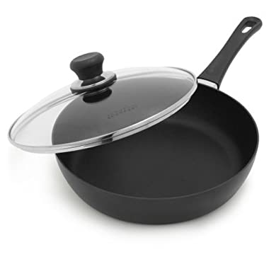 Scanpan Classic 10 1/4 in. Saute Pan with Lid (26101204-S)