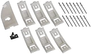 MACs Auto Parts 41-30680 Trim Panel Clips Falcon 50 Pieces