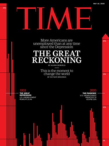 Time Asia [US] May 18 2020 (単号)