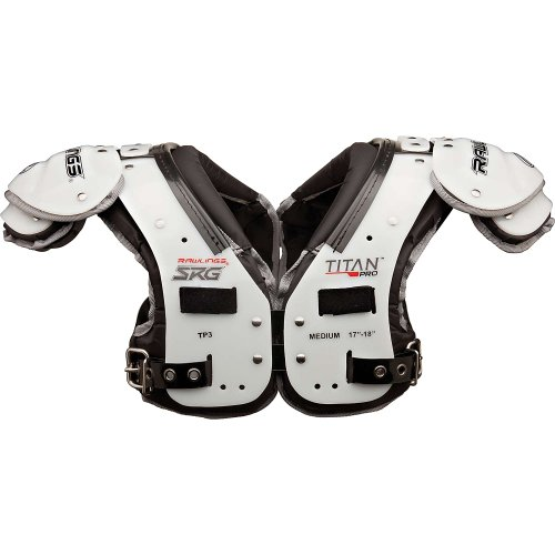 Rawlings 2014 Adult Rb/Db Titan Shoulder Pad , XXL