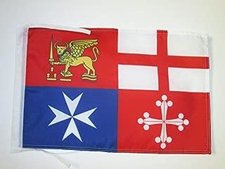 Bandiera Reale Italiana 90 x 150 cm Foro per Asta AZ FLAG Bandiera Regno dItalia 1861-1946 150x90cm