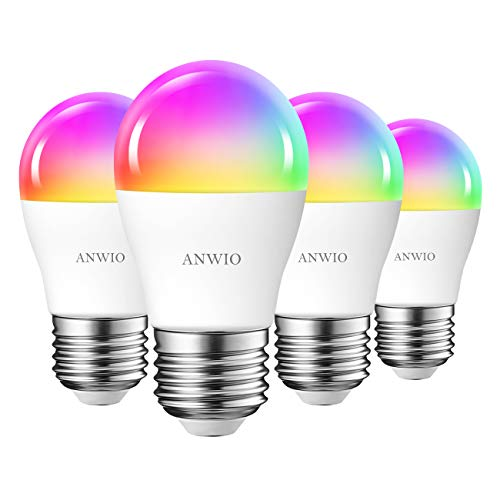 ANWIO AN-G45-2 WIFI DIM+CCT+RGB 5W E27 X-Y