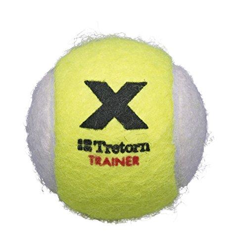 Tretorn Micro X - Balón de entrenamiento (72 bolas), color amarillo y...