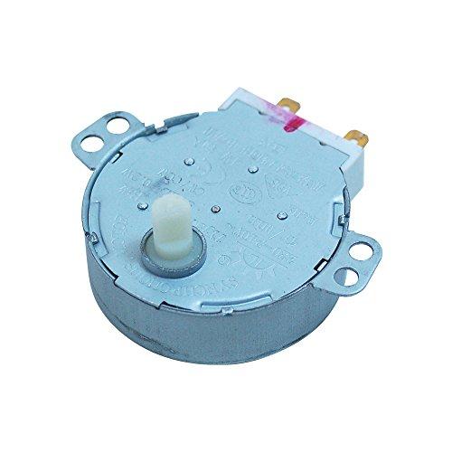 Motor de plato giratorio para microondas, 251200310001 261502200202 49010709, 49006054, CANDY 49021718. H.13 mm, 4, 4 W RPM, modelo CMG2394DS RMG28DFPN-RMG28DFIN, TKM15SS, MIC25GDFX, KITCMW... CMG201M DELONGHI SUPERCALOR MO618CY