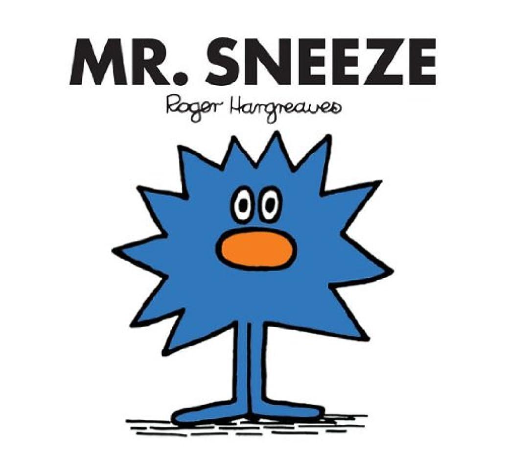 エレクトロニック節約効果的にMr. Sneeze (Mr. Men Little Miss) (English Edition)