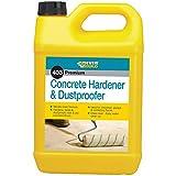 Everbuild 403 Premium Concrete Hardener and Dustproofer, 5 Litre