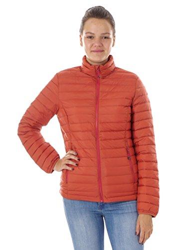 CMP 3Z70976 Doudoune fonctionnelle imperméable Orange, Orange, Taille 38