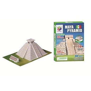 ZRW Juguetes educativos Puzzle Mágico Maya