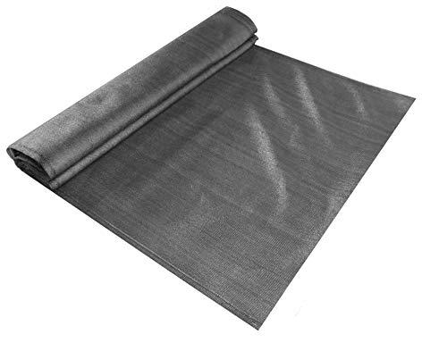 gerüst windschutz staubschutz baustelle wetterschutz Baustellenschutz B-Ware (200 cm hoch / 20 Meter lang)