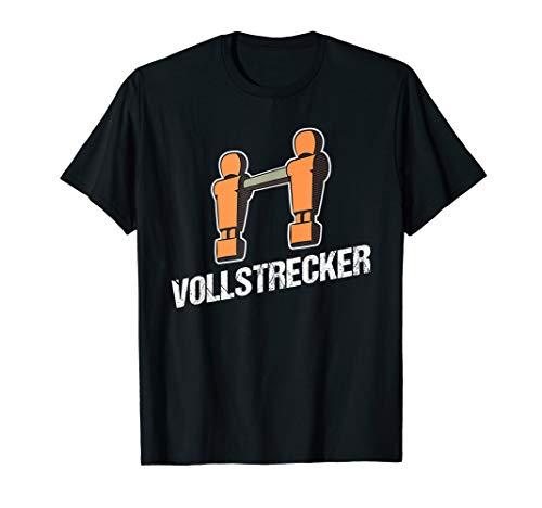 Tischfußball Spruch für Tischkicker Fans T-Shirt