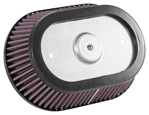 K&N Engine Air Filter: High Performance, Premium, Washable, Industrial Replacement Filter, Heavy Duty: E-3988