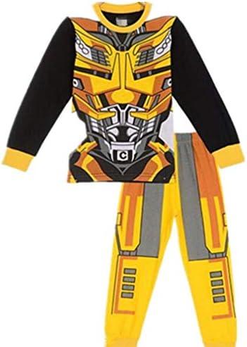 Boys Pajamas 95 Cotton Clothes Spiderman Long Kids Snug Fit Pjs Toddler Sleepwear 083 6T product image