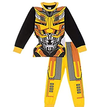 Boys Pajamas 95% Cotton Clothes Spiderman Long Kids Snug Fit Pjs Toddler Sleepwear  083 6T