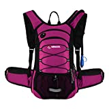Miracol Hydration Backpack with 2L Water Bladder, Thermal Insulation Pack and Bladder Keeps
